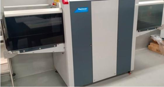 Security X-ray scanning machine